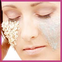 Цукрові скраби для обличчя
