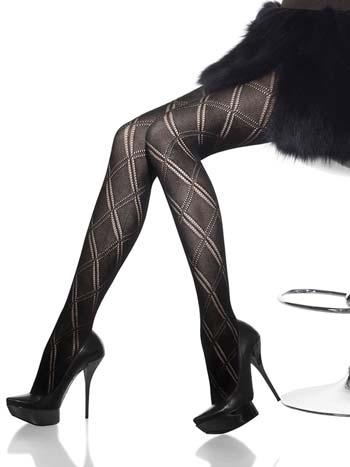 Модні жіночі колготки осінь-зима 2012-2013