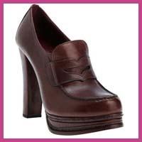 Осіннє взуття 2012 - лофери