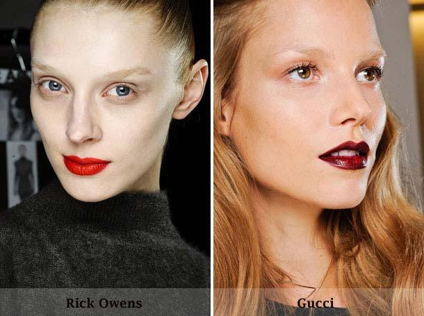 Модний макіяж осінь-зима 2012-2013