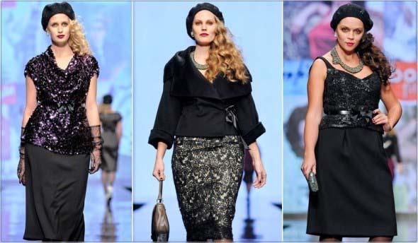 Купить Осеннюю Одежду Для Полных Женщин
