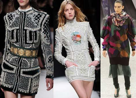 Модні светри осінь-зима 2012-2013 фото