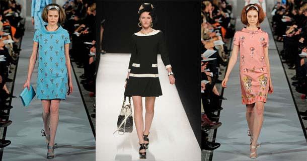 Что модно 2012г