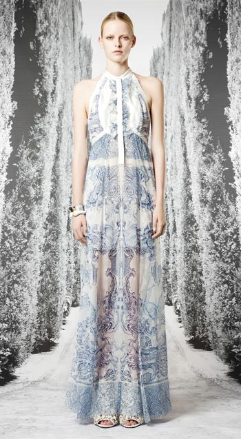 Сукні на Новий рік 2013