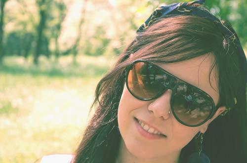 Модні сонцезахисні окуляри осінь 2012 – Любов + Мода 3a147c77dab94