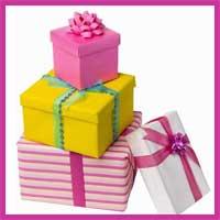 Подарунки на хрестини