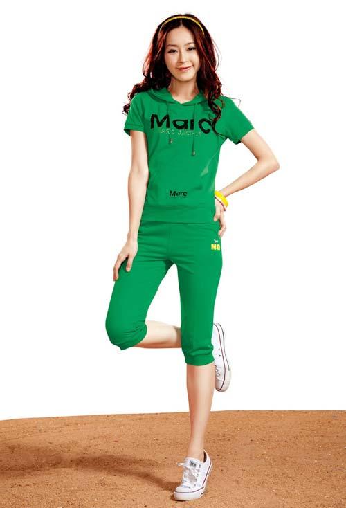 Модний спортивний одяг для жінок