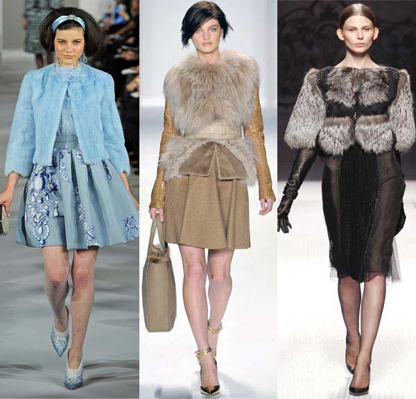 Модні жакети осінь-зима 2012-2013