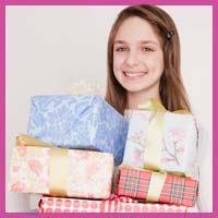 Що подарувати дівчині на 17 років