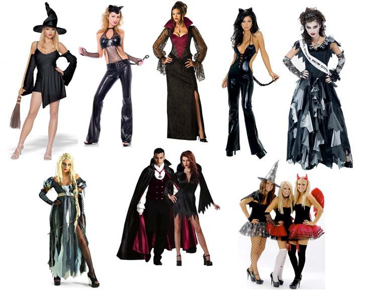 фото на хэллоуин макияж для девушек