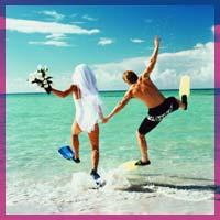 Де провести медовий місяць - поради закоханим