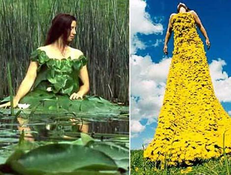 Самі незвичайні сукні