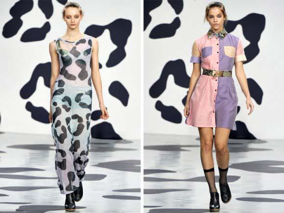 London Fashion Week - грандіозна подія осені 2012
