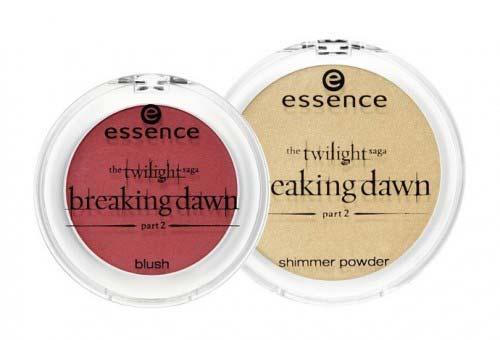 Колекція косметики Essence Twilight Saga