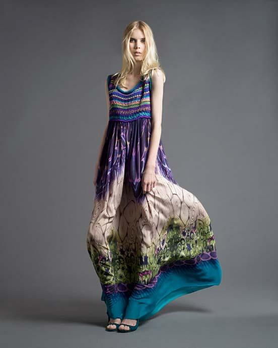 Круїзна колекція Alberta Ferretti весна-літо 2013 (фото)