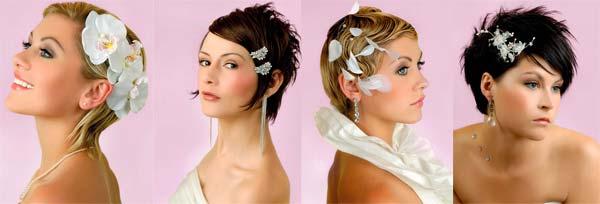 Модні весільні зачіски осінь-зима 2012-2013 (фото)