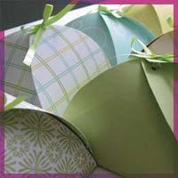 Правильне поєднання кольорів в подарунковій упаковці
