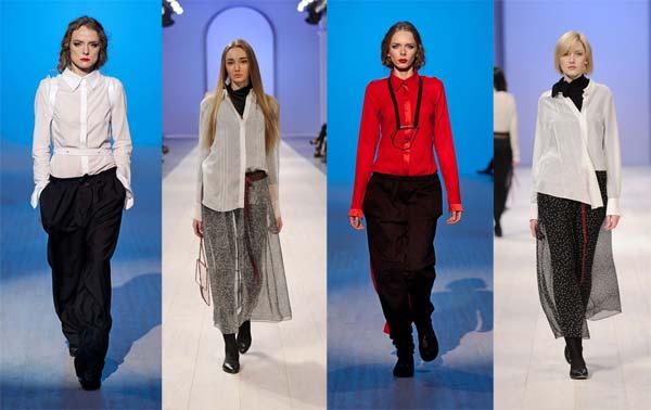 Модні жіночі сорочки 2013