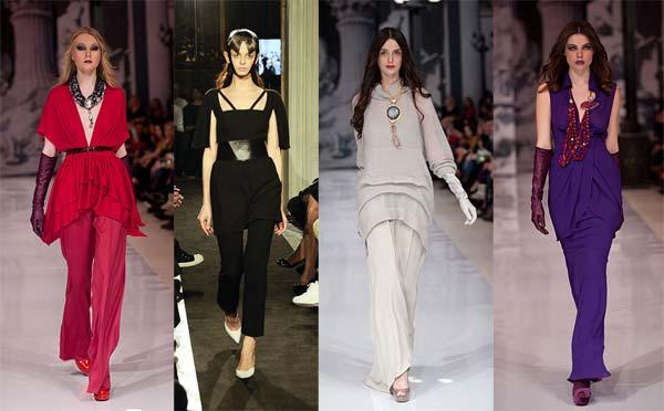 З чим носити модні туніки 2013