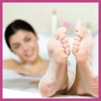 Як швидко схуднути у ванні з морською сіллю