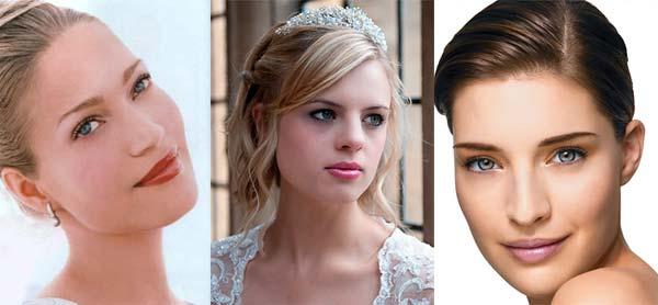 Весільний макіяж 2013 (фото)