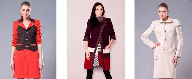 Модне жіноче пальто зима 2012-2013 фото