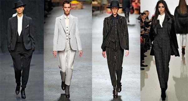 Чоловічий стиль зима 2013 (фото)