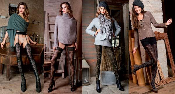 Модні колготки зима 2013 (фото)