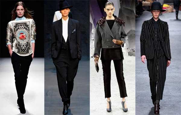 Модні укорочені штани 2013 (фото)