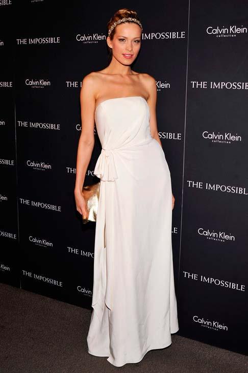 Модні білосніжні сукні - зоряний фетиш (фото)