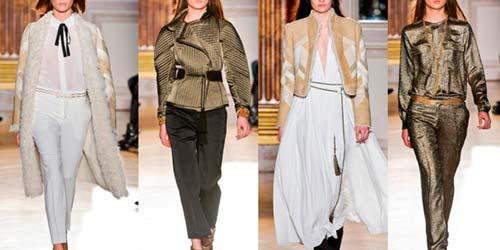 Брючна мода зима 2013