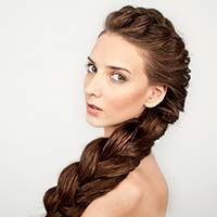 Французька коса - жіночний тренд 2013