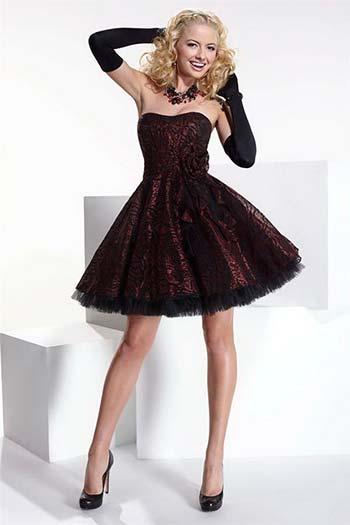 Коктейльні сукні 2013 фото