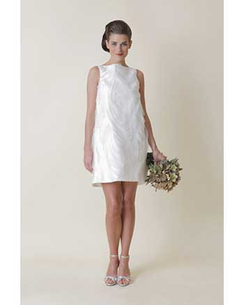 Короткі весільні сукні
