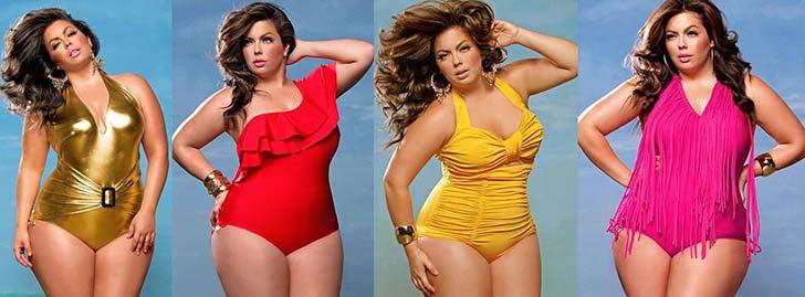 Купальник для жінок розміру «плюс»: як його вибрати (фото)