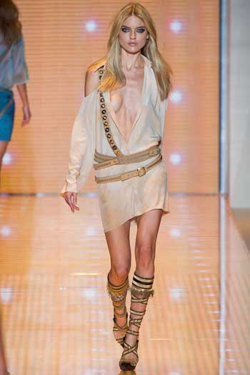 Модні тенденції весни 2013