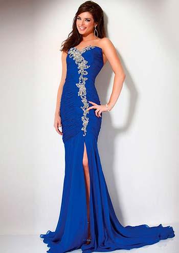 Модні вечірні сукні 2013 - 70 фото!
