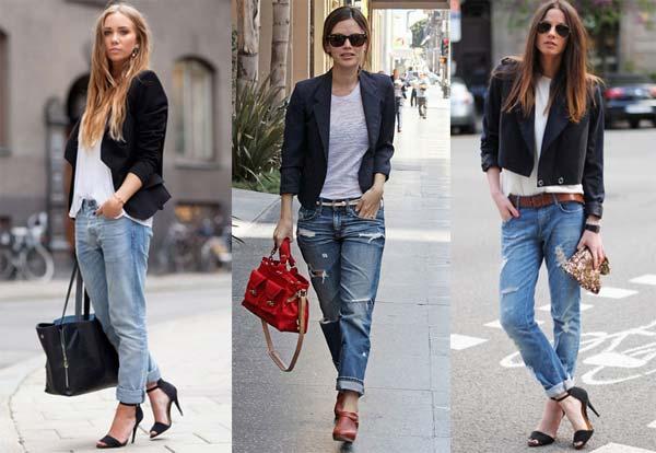 З чим носити boyfriend jeans (фото)