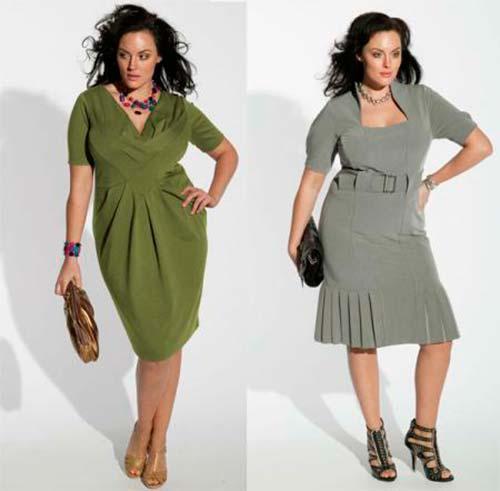 Стильная Женская Одежда Большого Размера