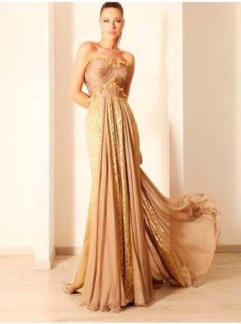 Вечірні сукні 2013 фото
