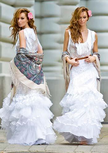 Модні богемні сукні 2013
