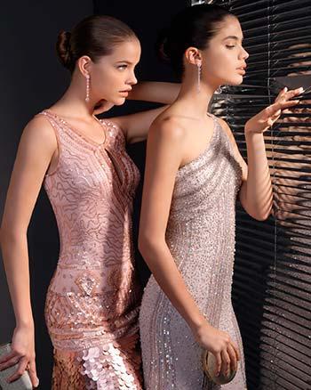 Сексуальні коктейльні сукні 2013 (фото)