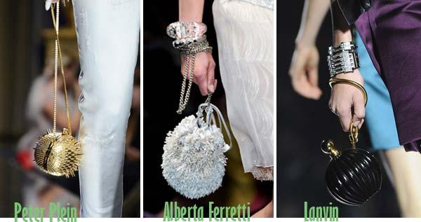 Модні сумки весна-літо 2013