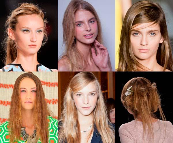 Модні зачіски весна-літо 2013