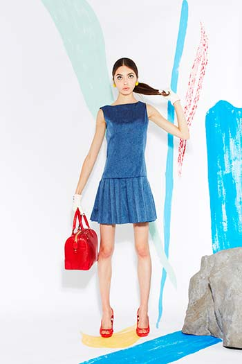 Витончені плаття для весни 2013
