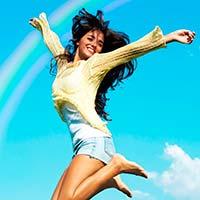 9 способів налаштувати себе на позитив