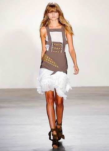 Модні літні сарафани 2013 (фото)