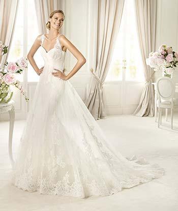 Колекція весільних суконь Pronovias Costura 2013