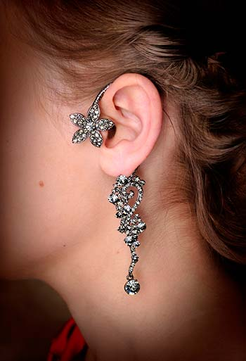 Кафи - модні сережки 2013
