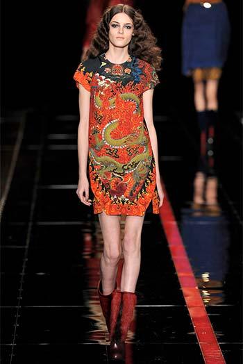 Модні туніки весна-літо 2013